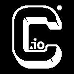 Logo Conquistadors. io white
